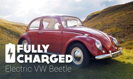 Cómo convertir un viejo Volkswagen escarabajo en un coche 100% eléctrico